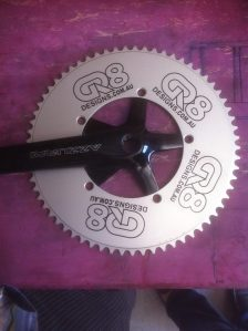 65T chainring