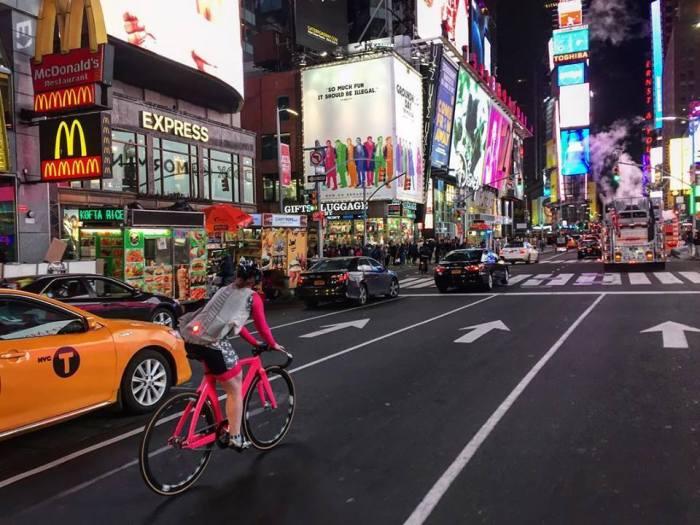 lizanne wilmot fixie new york city